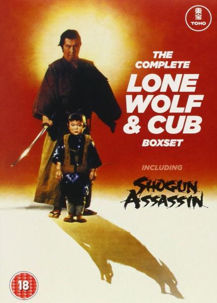 Lone Wolf & Cub Box Set