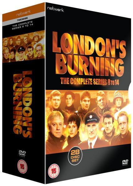 Burning Series Arrow 4