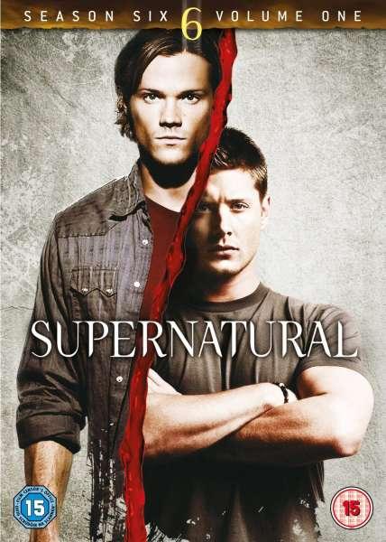 Hot Rod T Shirts >> Supernatural - Season 6 - Volume 1 DVD | Zavvi