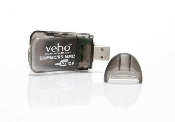 Veho Vsd 001 Sd Card Reader Iwoot