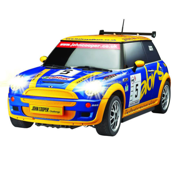 race tin mini cooper remote control car assortment iwoot. Black Bedroom Furniture Sets. Home Design Ideas