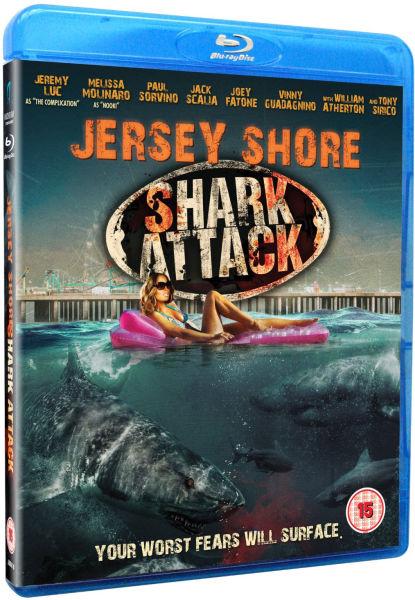 Jersey Shore Shark Attack Blu Ray Zavvi