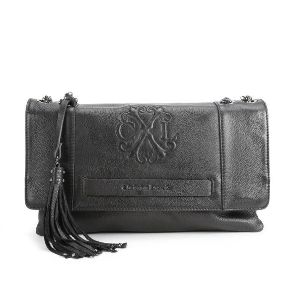 Christian Lacroix Relief 10 Cross-Body Bag - Noir