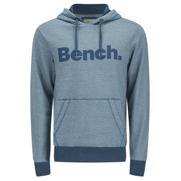 bench s patterson hoody blue mens clothing