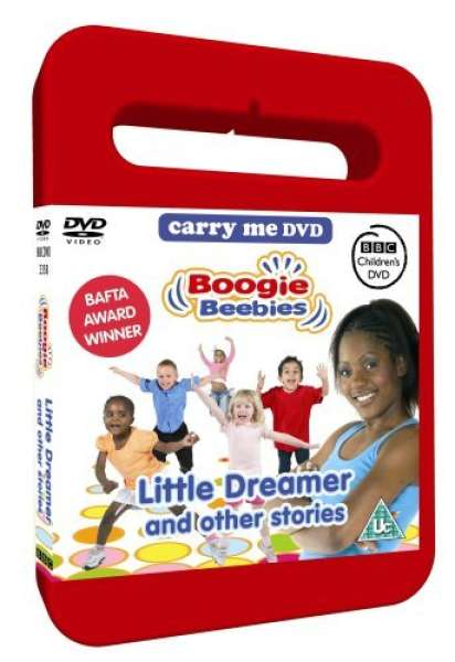 Boogie Beebies Little Dreamer And Other Stories Dvd Zavvi