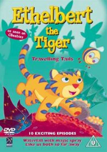 Ethelbert The Tiger - Travelling Tails
