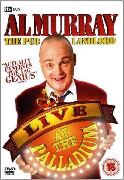 Al Murray - Pub Landlord Live
