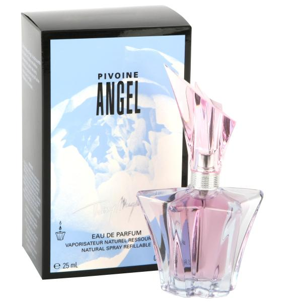 Thierry mugler pivoine angel eau de parfum 25ml for Thierry mugler a travers le miroir