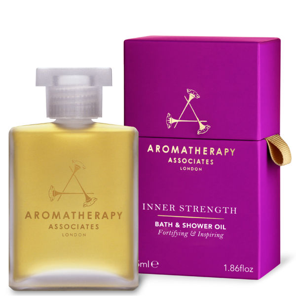 Aromatherapy Associates Inner Strength Bath & Shower Oil (1.8oz)
