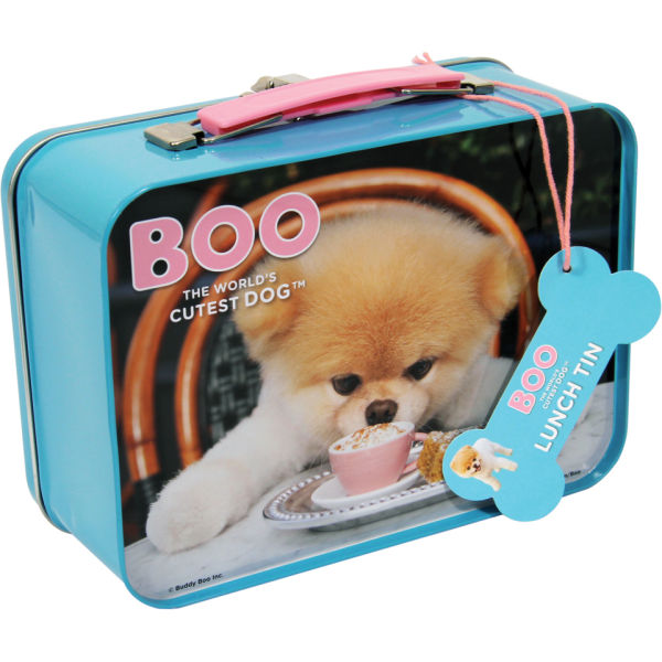 Boo The World S Cutest Dog Lunch Tin Iwoot