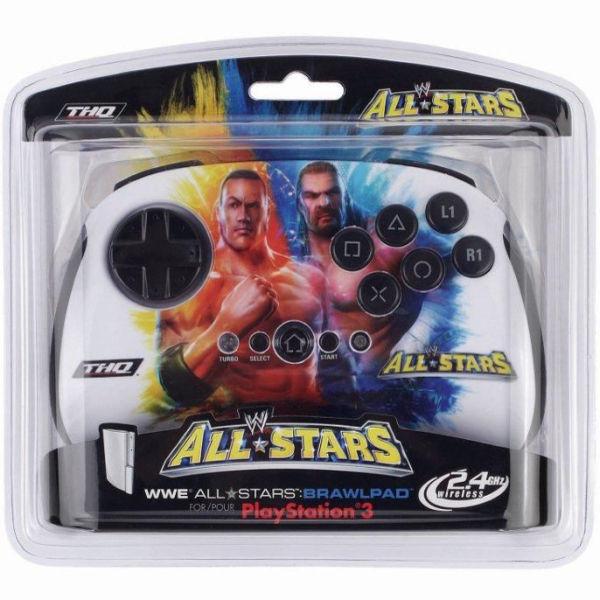ccc5986c03bf WWE All Stars Brawl Pad  The Rock Games Accessories
