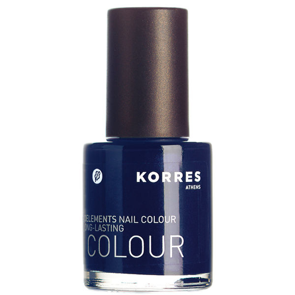 KORRES Nail Colour Midnight Blue 88