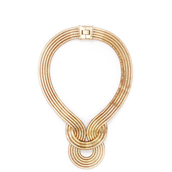 Lara Bohinc Lunar Necklace - Rose Gold