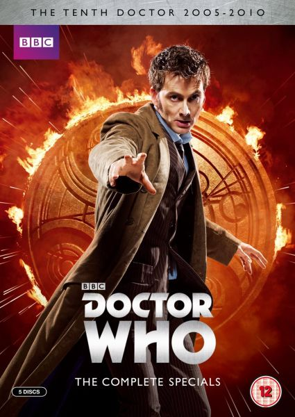 Doctor Who: The Complete Specials Box Set (Repack)