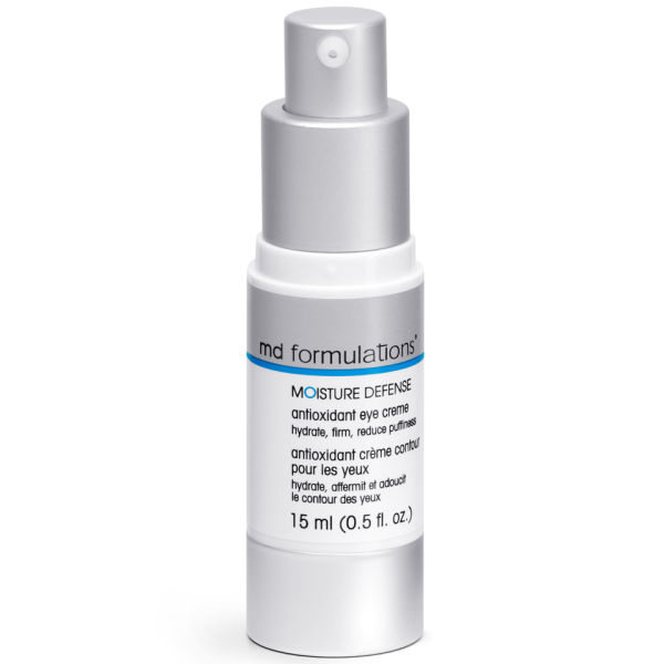 MD FORMULATIONS MOISTURE DEFENSE ANTIOXIDANT EYE CREME (15ml)