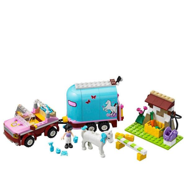 LEGO Friends Emmas Horse Trailer (3186)      Toys
