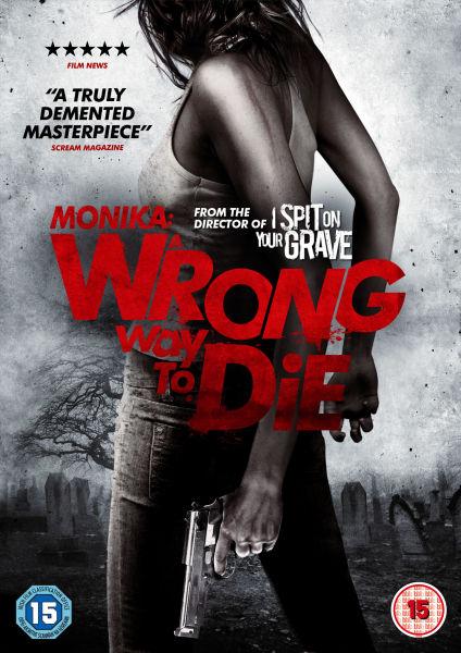 Monika A Wrong Way To Die Dvd Zavvi