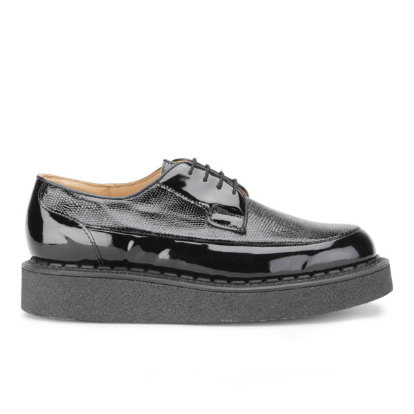 Men Demonia Shoes | V-Creeper Approximately 1 Inch (cm) Platform Loafer Men Creeper with Interwoven Apron and Piping on Vamp $ Choose Options Compare.