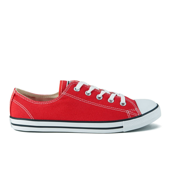 Converse Women's Chuck Taylor All Star Dainty Canvas OX Trainers - Carnival
