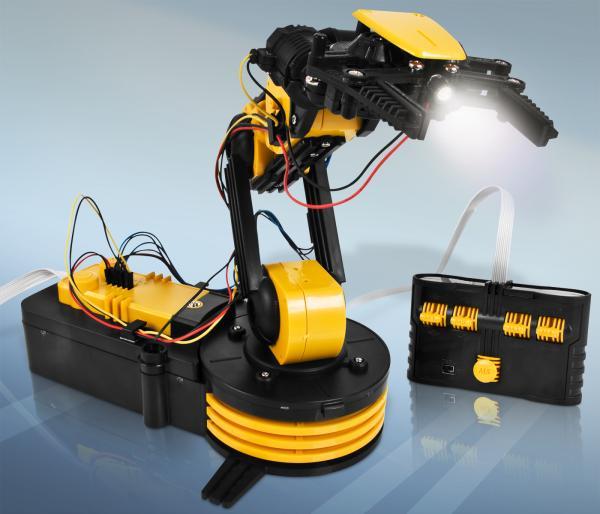 Robotic Arm Kit Iwoot