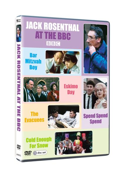 Jack Rosenthal at the BBC Collection
