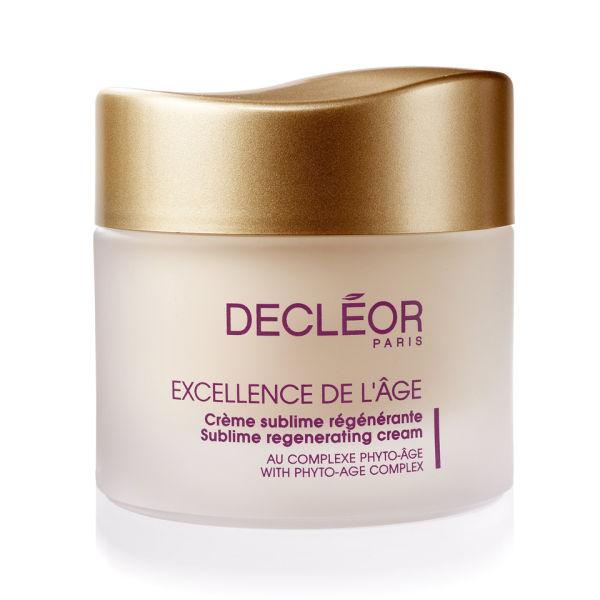 DECLÉOR Excellence De L'Age Sublime Regenerating Cream (50ml)