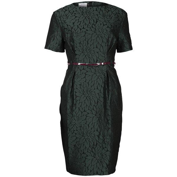Baum und Pferdgarten Womens Hedley Dress - Vibrant Green