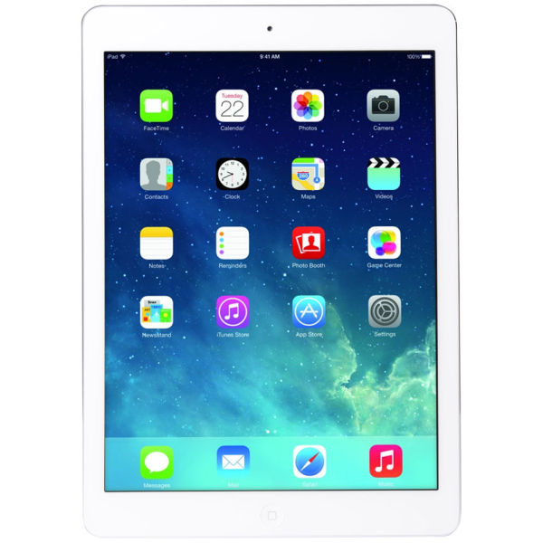 Ipad Air Wi Fi 32gb Silver Electronics Thehut Com