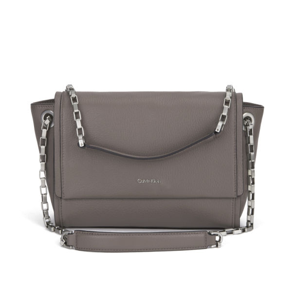 Calvin Klein Women's Renee Small Shoulder Bag - Taupe Womens ...