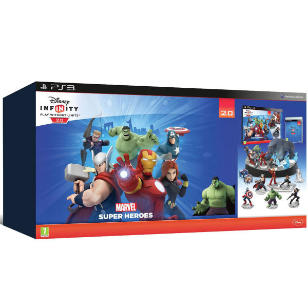 Disney Infinity 2 0 Collectors Edition Avengers Starter