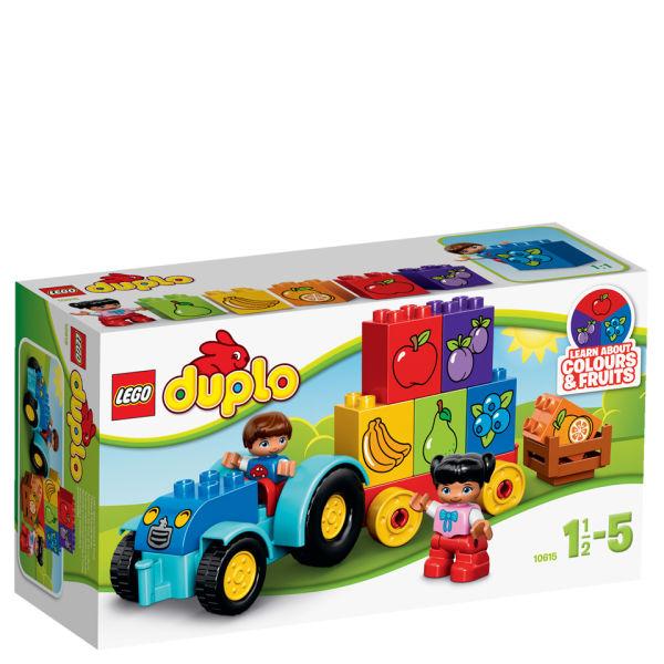 LEGO DUPLO: Mon premier tracteur (10615)