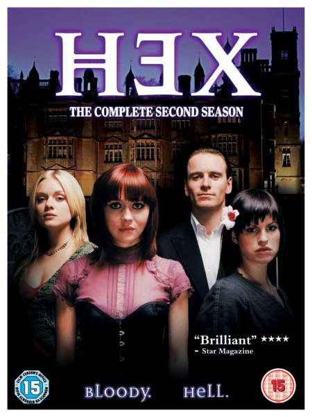 Hex Season 2 Dvd Zavvi Com