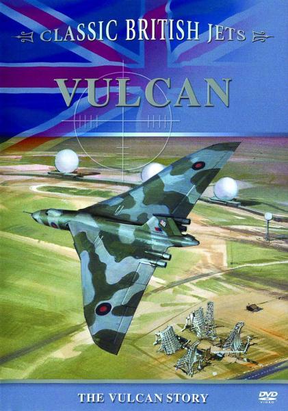 Classic British Jets - Vulcan