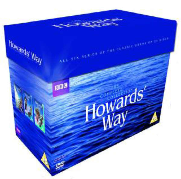 Howards Way - The Complete Collection