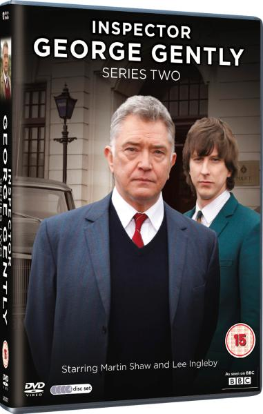 Inspector George Gently - Series Two