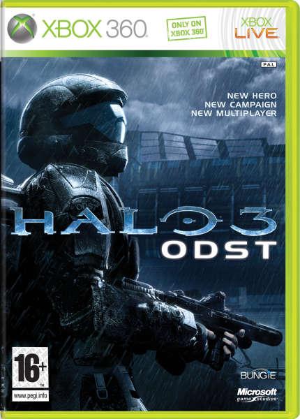 Halo 3: ODST Xbox 360 ...