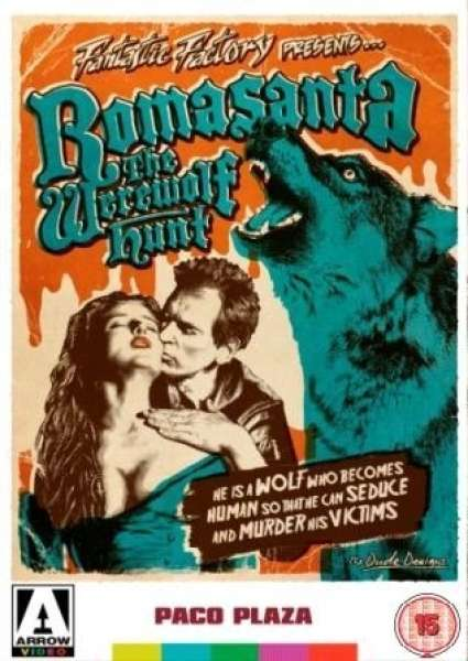 Romasanta: The Werewolf Hunt [Fantastic Factory Collection] (Arrow Video)