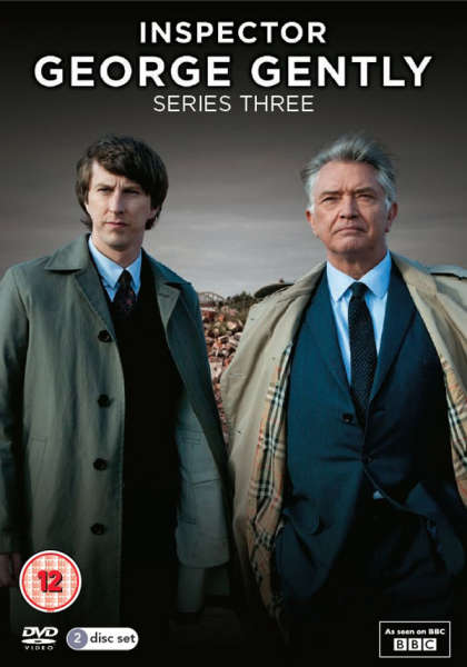 Inspector George Gently Series Three Dvd Zavvi