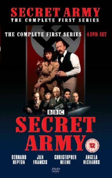 Secret Army - Complete Series 1