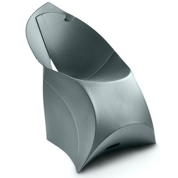 Flux Chair   Anthracite Grey: Image 1