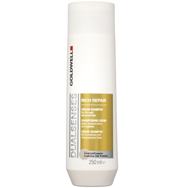 Champú reparador Goldwell Dualsenses Rich Repair (250ml)