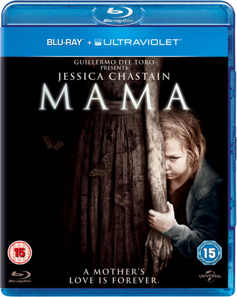 Mama 2013 BluRay 400MB [Hindi Org – English] MKV