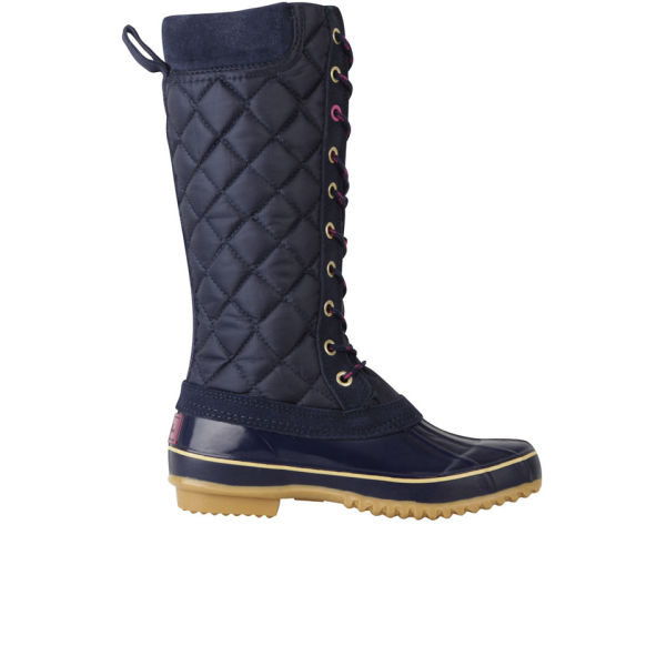 Joules Women's Woodhurst Boots - Frency Navy