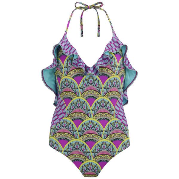 Paolita Women's Esther C Swimsuit - Lotus