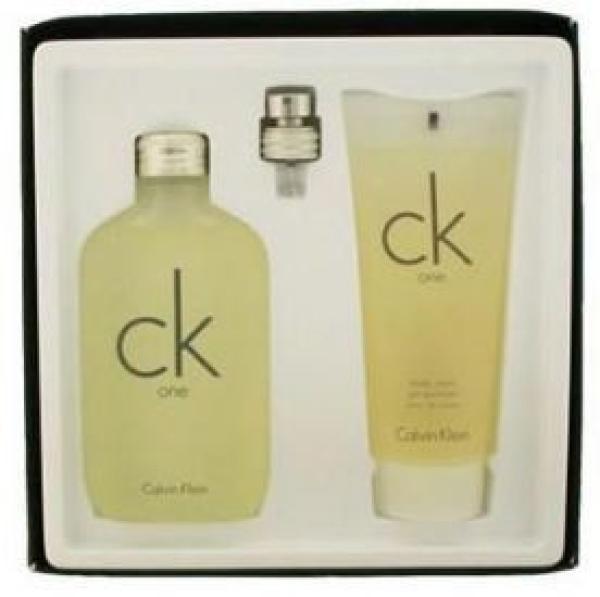 Calvin Klein Ck One Set 50ml Eau De Toilette With Body Wash