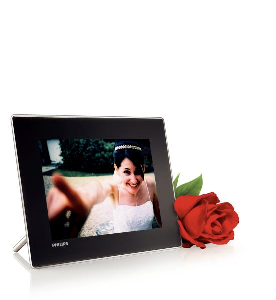 Philips 8 Inch Digital Photo Frame Spf7008 Electronics Thehutcom