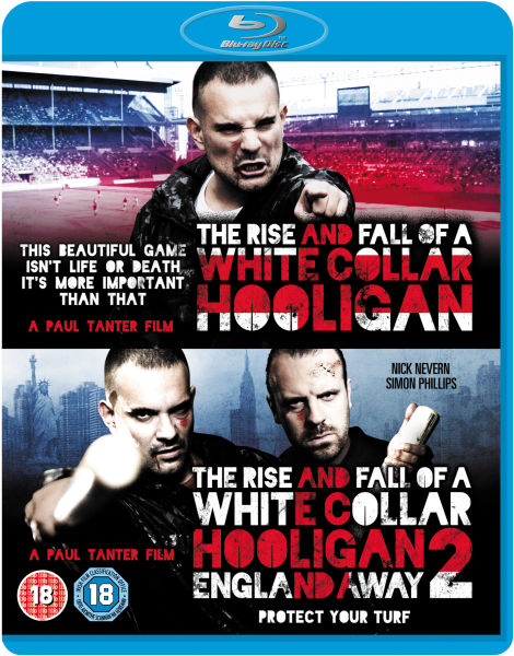 The Rise and Fall of a White Collar Hooligan 1 and 2