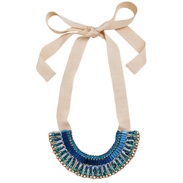 Nocturne Women's Jada Getty Necklace - Green