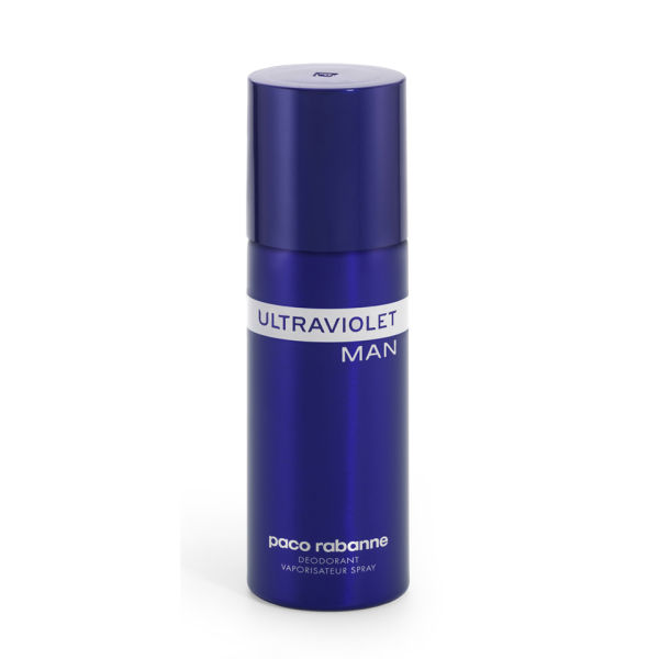 Spray desodorante Ultraviolet Man de Paco Rabanne (150 ml)