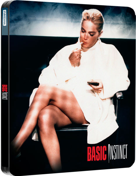 Basic Instinct - Zavvi Exclusive Limited Edition Steelbook (2000 Copies Only)